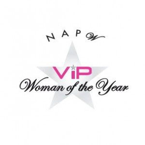 VIP Woman of the Year National Association of Professional Women logo